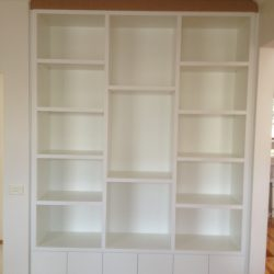 Wall unit thick