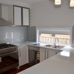Kitchen, large oven